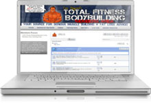 Total Fitness Bodybuilding Members Only Coaching Club