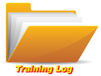 Online Training Log