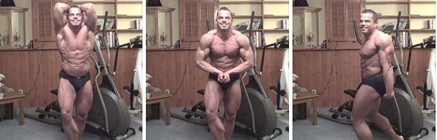 Lee Hayward after following the Extreme Fat Loss Program